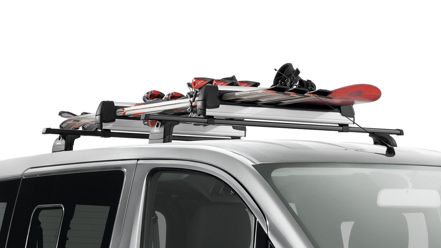 Nissan NV200 - Transportation - Ski carrier Up to 6 pairs