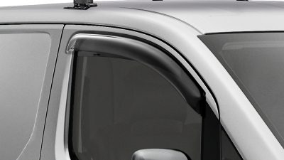 Nissan NV200 - Exterior - Wind deflector front set