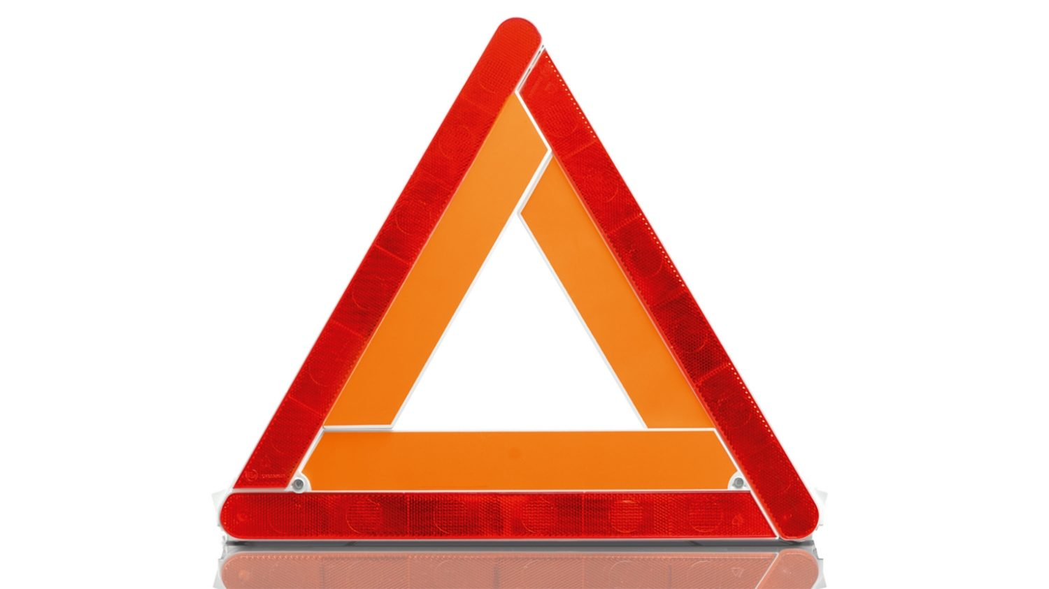 Nissan NV200 - Safety - Warning triangle