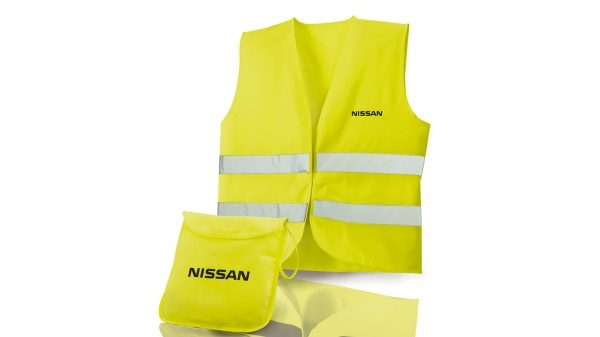 Nissan NV200 - Safety - Safety jacket