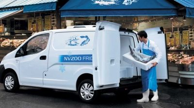 NV200 van conversions refrigerated conversion LHD