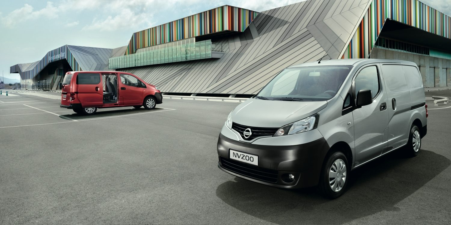 Nissan NV200 - Designed for business
