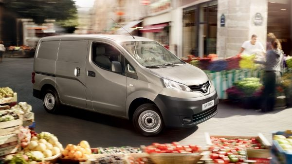 NISSAN NV200 - City slicker