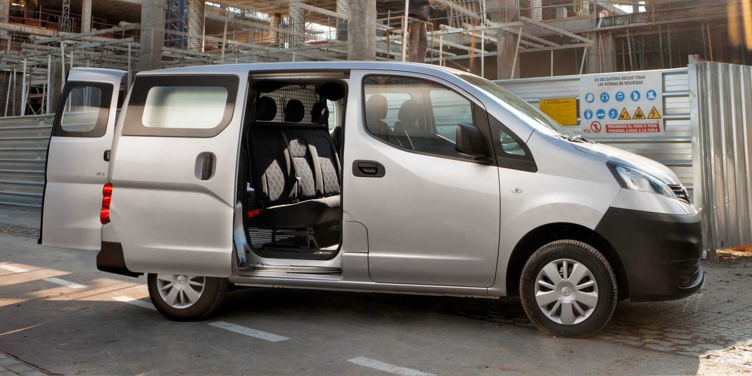Nissan NV200 - Design intelligente e multifunzionale