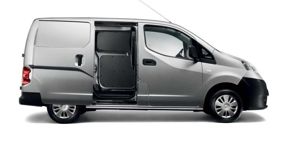 NISSAN NV200 - Maximum loadability