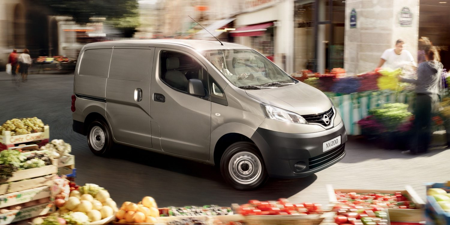 Nissan NV200 - Pushing durability to the limit