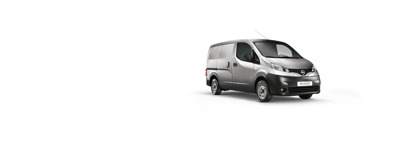 NV200- New Grey