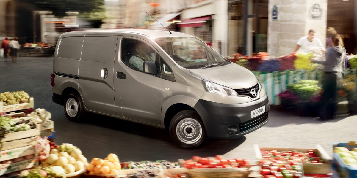 Van | Nissan NV200 | Commercial vehicle exterior