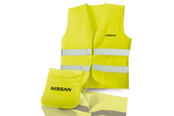 Nissan NV400 - Safety - Safety jacket