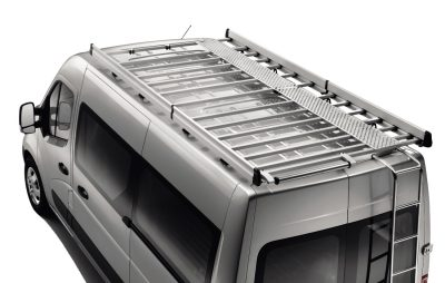 Nissan NV400 - Transportation - Roof rack and walkway