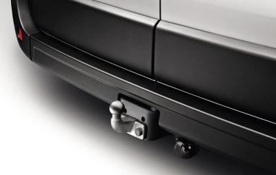 Nissan NV400 - Transportation - Towbar