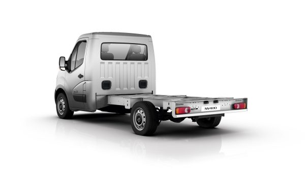 Nissan NV400 – Chassis Cab