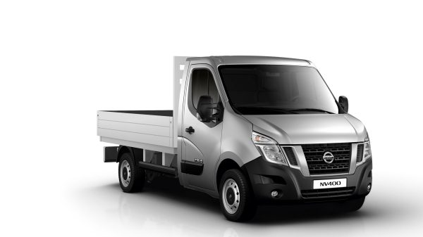 Nissan NV400 - Laterales abatibles