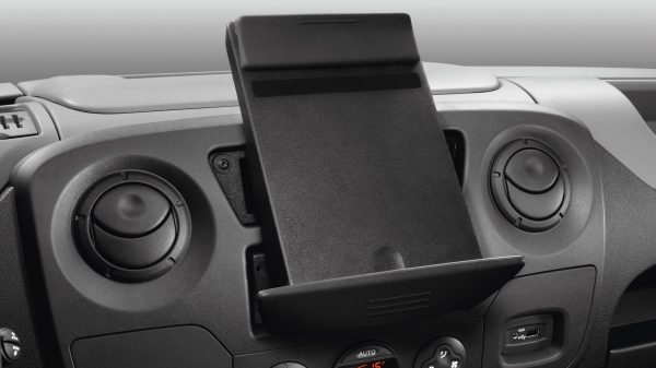 Nissan NV400 - Pull-out clipboard holder