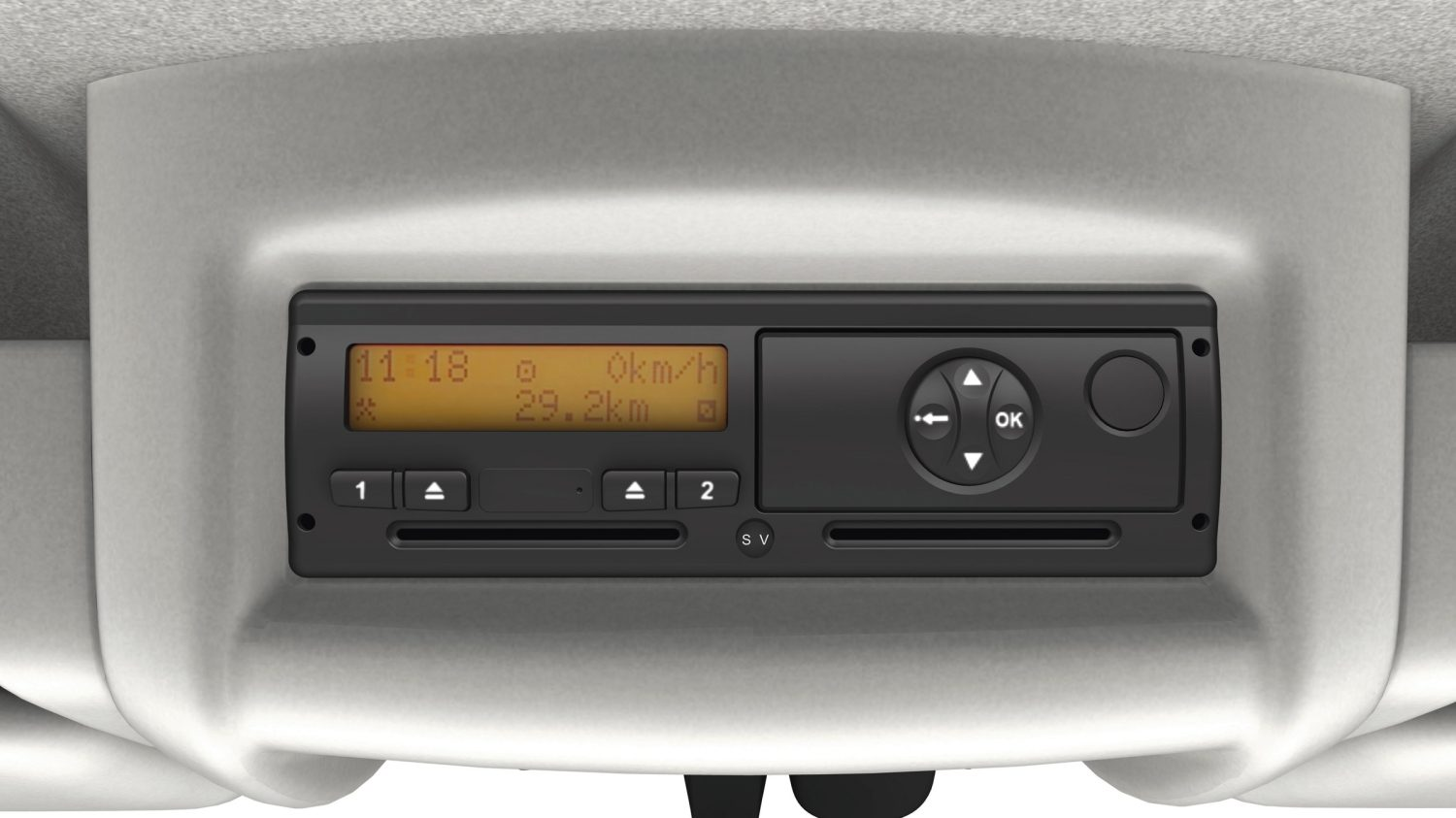 NISSAN NV400 – digitaler Tachograph