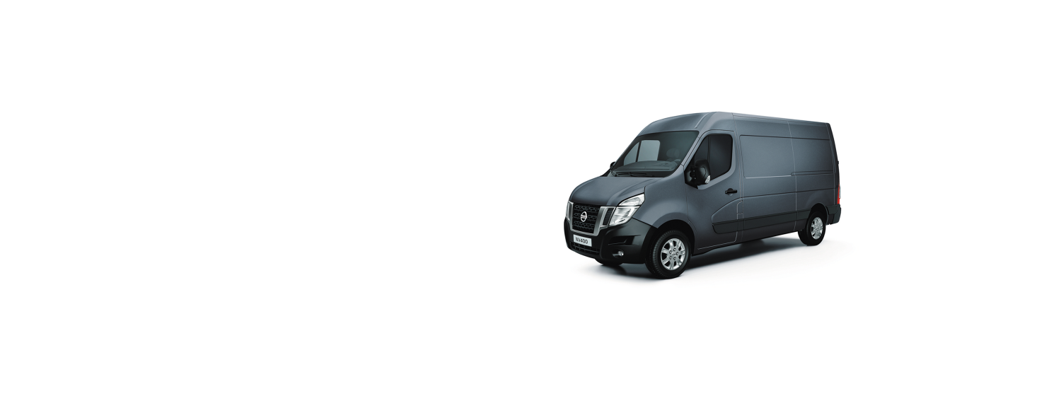 Nissan NV400 - Blue Grey
