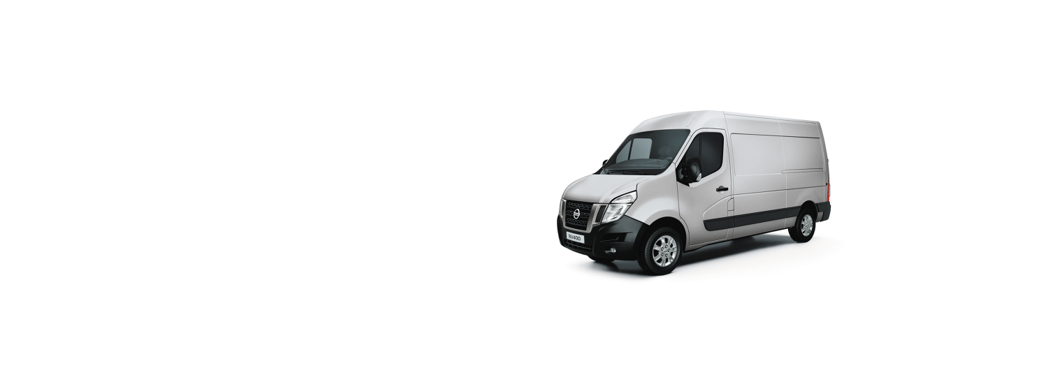 Nissan NV400 - Star grey