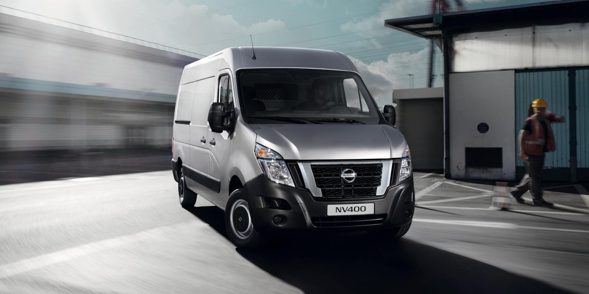 Nissan NV400 – Utvidet tractionsystem for å optimere trekkraft