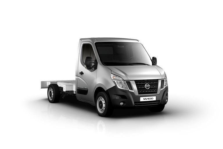 Nissan NV400 CHASSIS SINGLE CAB COMFORT