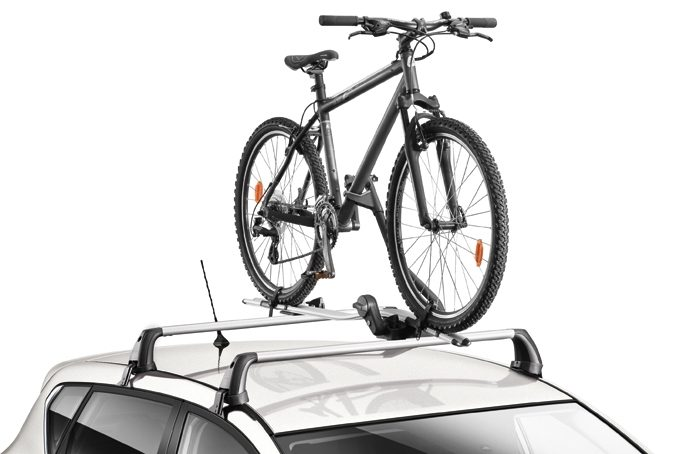 Nissan Pulsar hatchback - Bike carrier Luxury