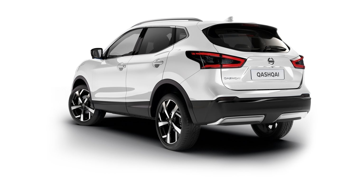 tillbeh r nissan qashqai suv crossover nissan. Black Bedroom Furniture Sets. Home Design Ideas