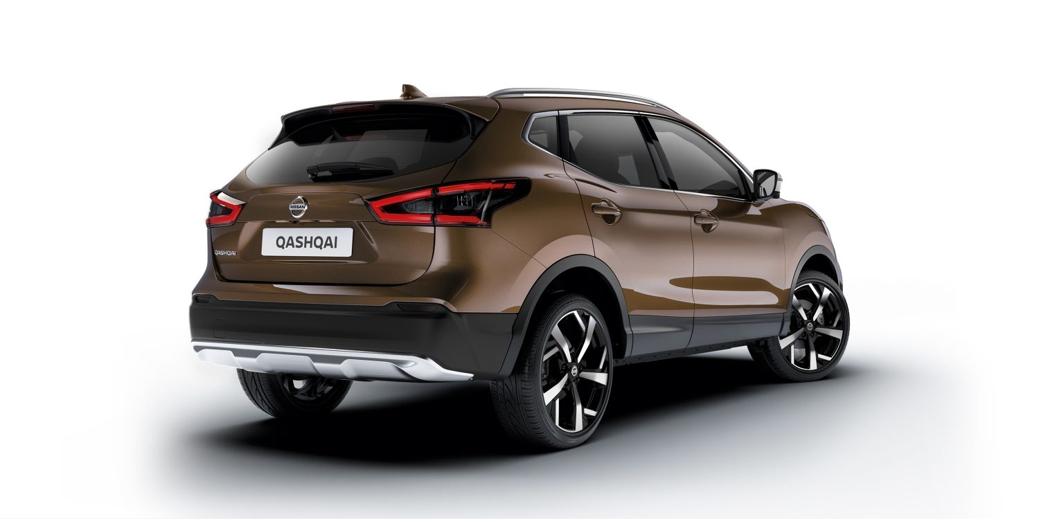 Nissan QASHQAI, pack Crossover chrome