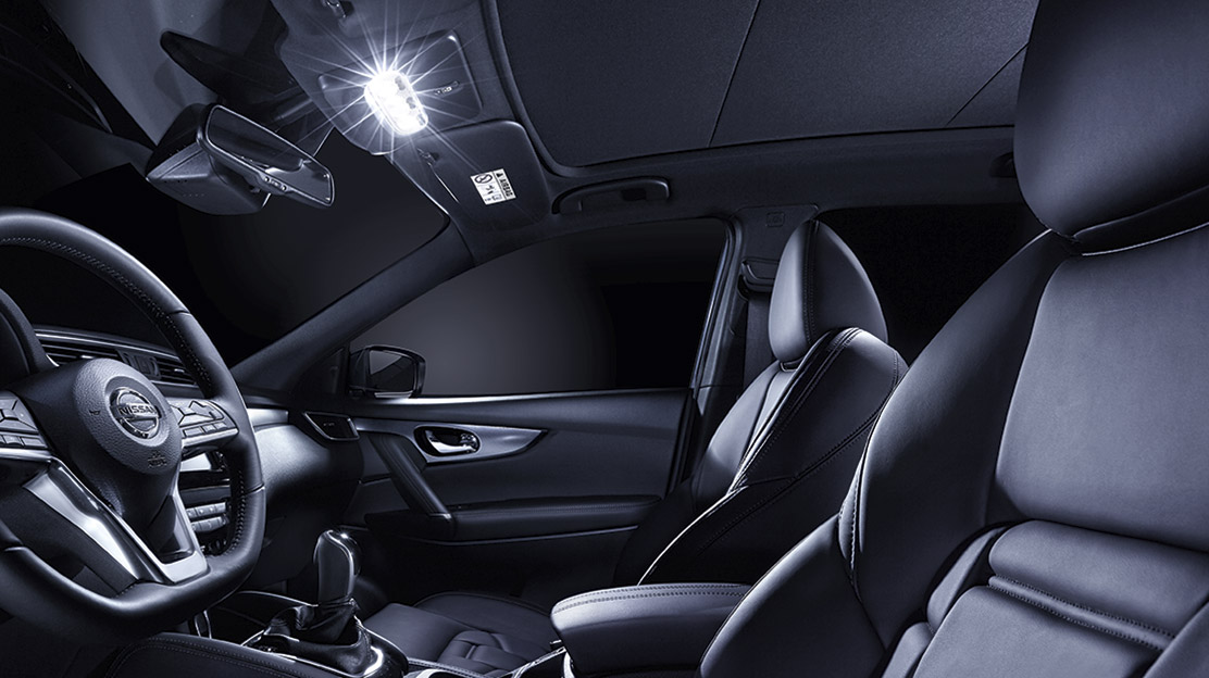LED interior kit*