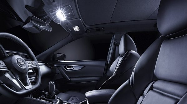 Qashqai LED interior kit