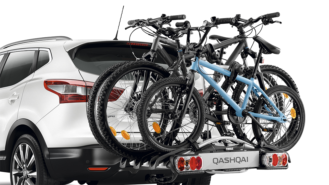Bike carrier, 3 bikes