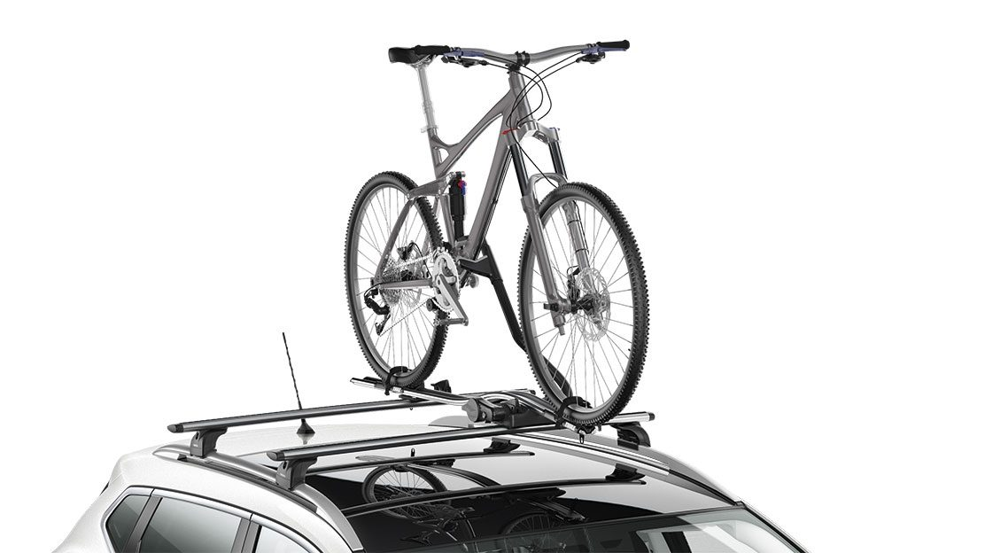 Qashqai luxury bike carrier