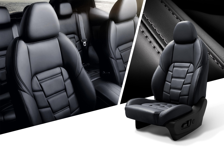 Full Set Car Seat Covers Fit Nissan Juke Black Silver Seat Cover Car Seat Covers Cushions Car Interior Accessories