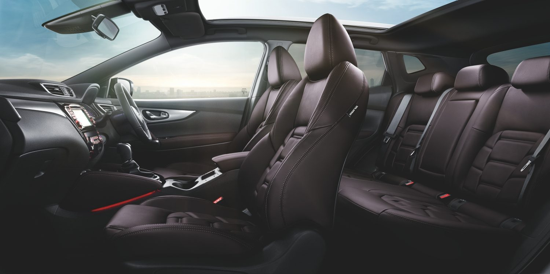 Design | Nissan Qashqai | Interior & Exterior | Nissan