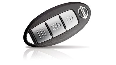 INTELLIGENT KEY du crossover Nissan QASHQAI