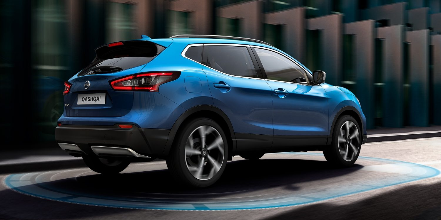 More Connectivity and Aid to Driving The New Nissan Qashqai