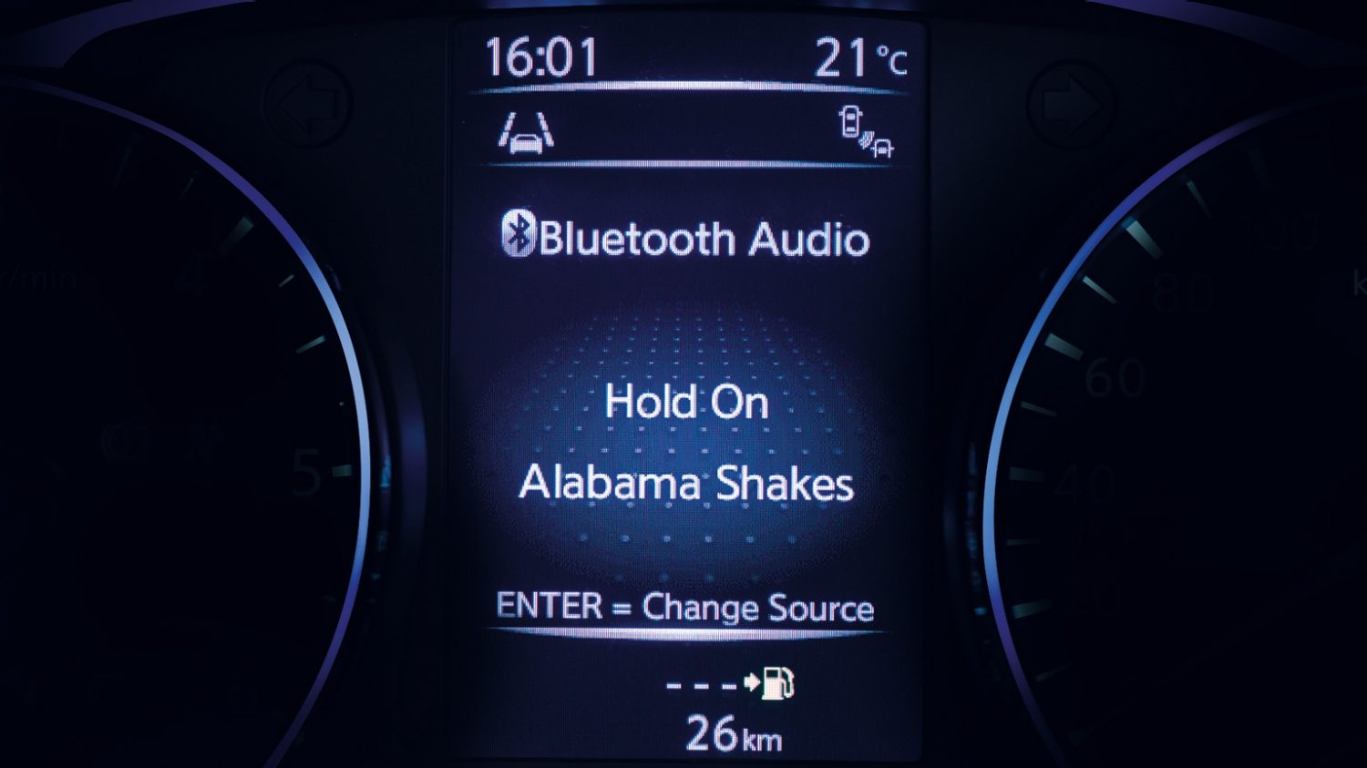 Ausstattung der SUV Modelle – Audio Streaming per Bluetooth | NISSAN QASHQAI