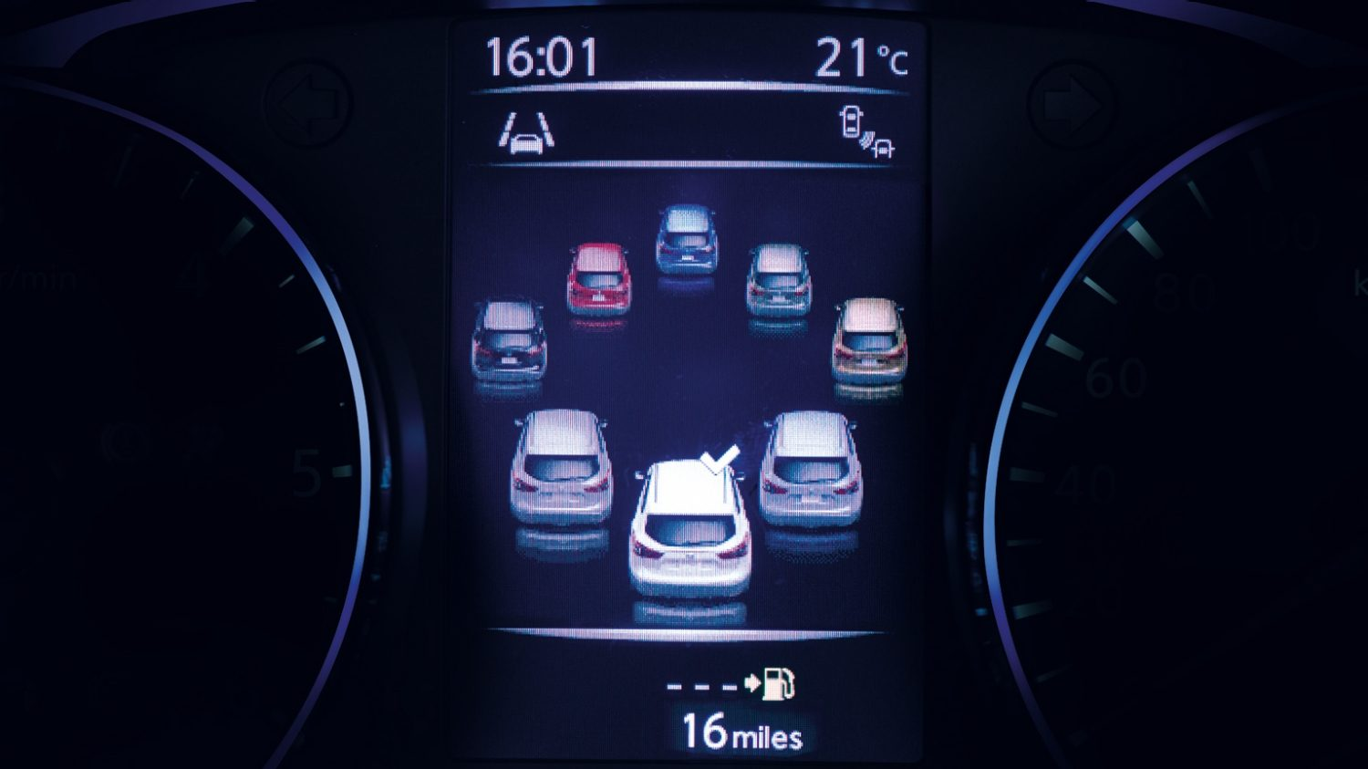Small SUV features - Smart Display | Nissan Qashqai