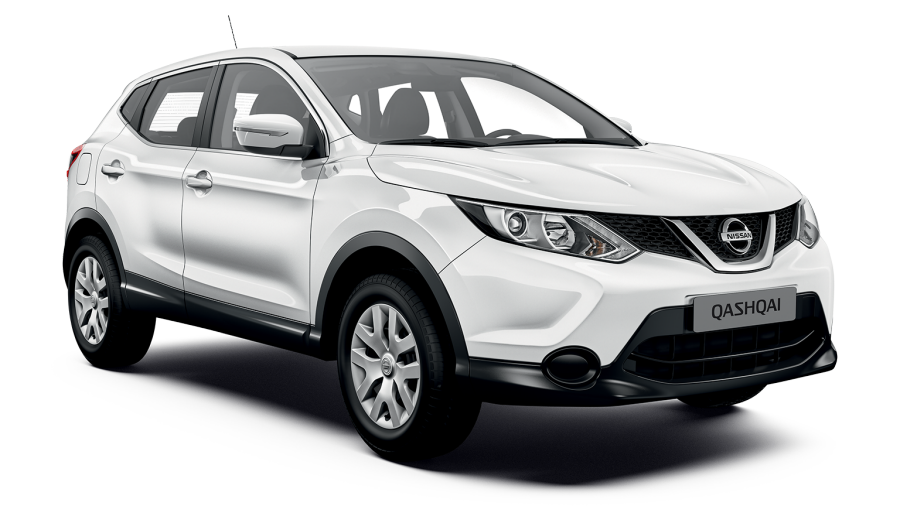 Nissan Qashqai - Packed with features