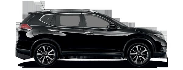 Nissan X-TRAIL, 4x4