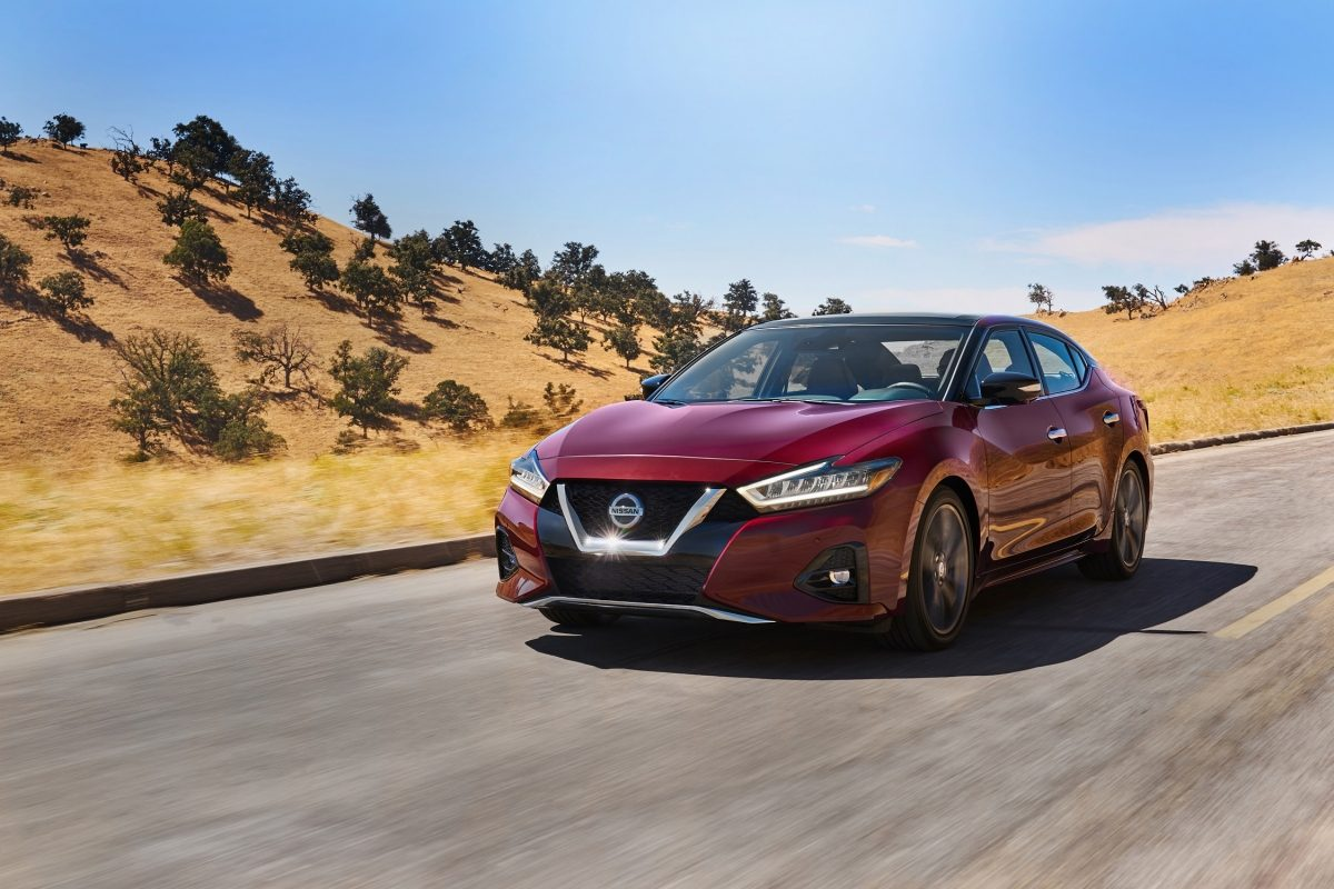 "Nissan Maxima Scoops Up ""Middle East Car of the Year"" in the Large Sedan Segment Category at MECOTY Awards 2020"