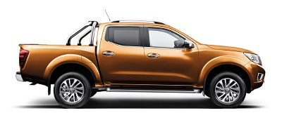 The All New Nissan Navara