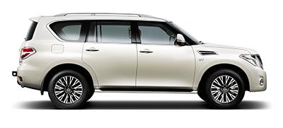 Nissan Patrol - Off-Road SUV | Nissan KSA