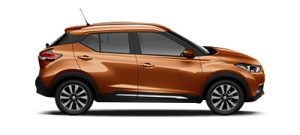 Nissan leasing kicks