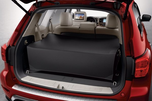 Rear Cargo Cover - Black