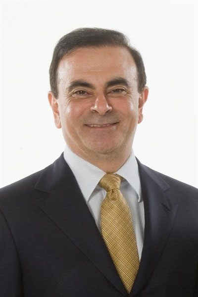 Carlos Ghosn Chairman of the Board  Nissan Motor Co., Ltd.