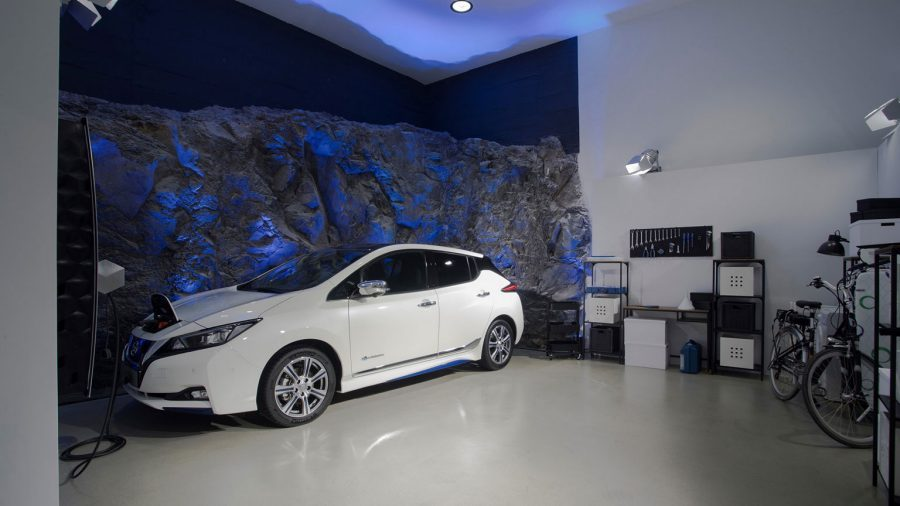 Nissan showcases Electric Ecosystem designed to deliver the future of driving