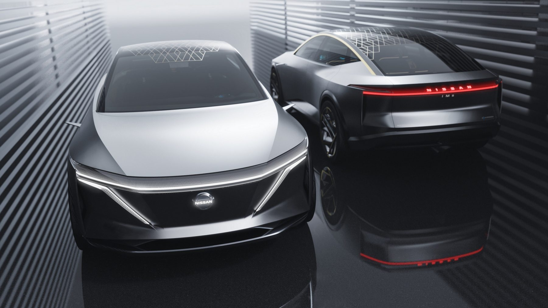 Nissan's IMs concept: Introducing the 'elevated sports sedan'
