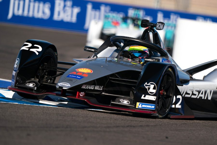 Nissan e.dams on the pace but out of luck in Marrakesh e-Prix