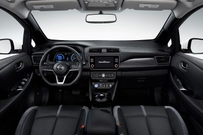 Nissan LEAF e+ Interior