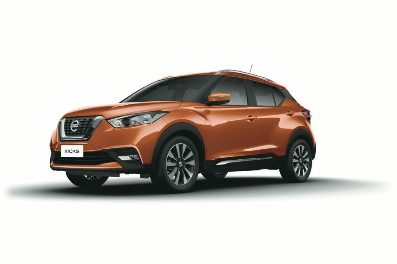 Nissan's Juke and Kicks dominate Gulf's small urban crossover segment