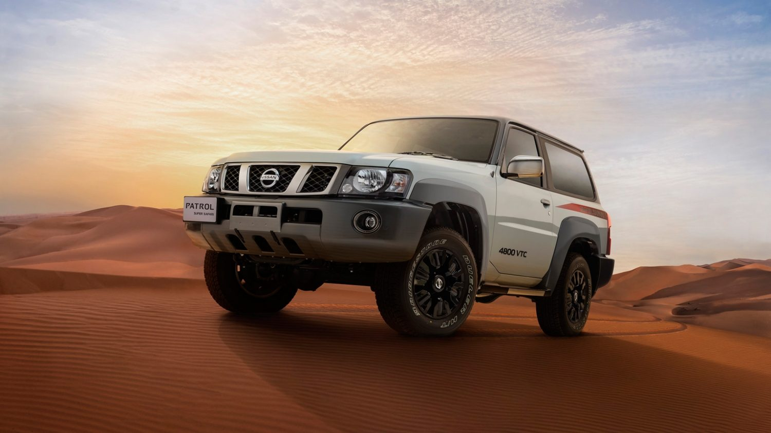 Legendary 3-door Patrol Super Safari returns to Nissan line-up